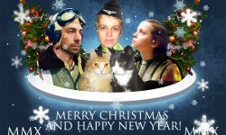 New Year Card 2010