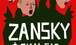 Zansky in Fish Fablique nouvelle