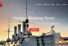 Anglotourismo Website