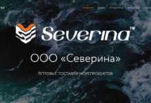 Severina Ltd Site
