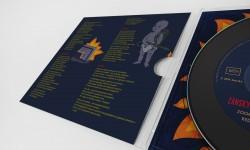 Born To Burn album artwork
